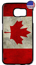 Canadian Flag Maple Leaf Canada Case Cover For Samsung Galaxy S9 S8 Plus S7 Edge
