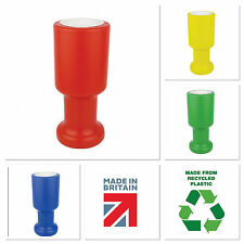 """Eco Charity Fundraising Donor Money Collection Box Pot Tin """"BULK BUY"""" PACK OF 45"""