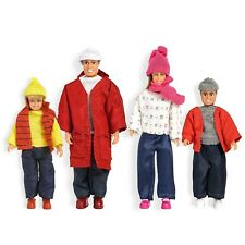 Lundby Smaland Dollhouse Winter Family. Free Delivery