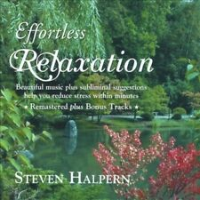 Effortless Relaxation: Relaxing Music with Subliminal Affirmations [Digipak] * b