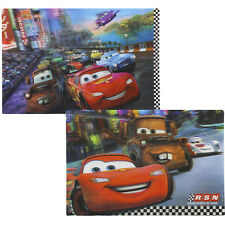 Disney Cars 3D Placemat Place Mats Placemat Time Base 43X30 NEW