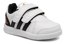 Kids's Adidas Performance LK Trainer 7 CF I Trainers in White