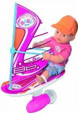 My Little Baby Born - Waterfun Windsurfing Doll. Free Delivery