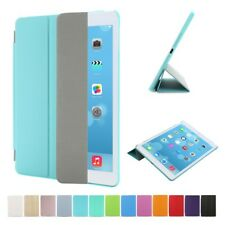 Case for Apple iPad Magnetic Leather Super Slim Light Weight Trifold Smart Cover
