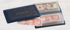 Lighthouse Pocket Banknote Album For 20 Notes Up To 210mm x 125mm. Huge Saving
