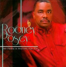 RODNEY POSEY - My Praise Is Waiting for You - CD Audio Music Worshio