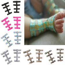 Baby Toddler Barefoot Gladiator Sandals Shoes Foot Care Socks Photography Props