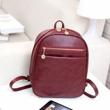 New Arrive Vintage Pu Leather Small Backpack For Teenager Girl