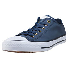 Converse Ct All Star Ox Ortholite Twill Mens Trainers Obsidian Branded Footwear
