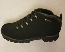 Lugz Mens Black Cargo Ankle Boots MJ3D069 NWT