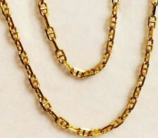 "14k yellow gold(2mm)Anchor chain(up to 32""inch)"