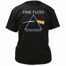 Pink Floyd Dark Side Of The Moon T-Shirt Classic Rock Music Band Tee Rog Waters