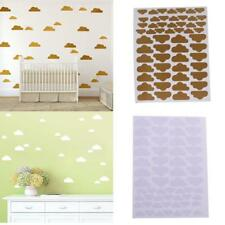 Removable Cloud Vinyl Wall Stickers Home Bedroom Baby Room Nursery Art Decor