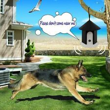 Outdoor Ultrasonic Anti Barking Control Pet Dog Deter Annoying No Barking