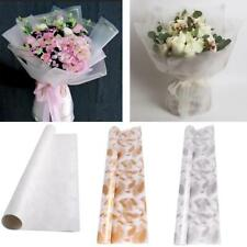 20pcs Feather Bouquet Stem Flower Wrapping Wedding Party Supplies 60 x 60cm