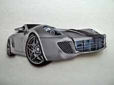 3D - U Pick - VH3 Race Sports Cars  Scrapbook Card Embellishment