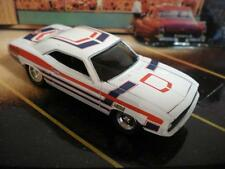 1970 70 PLYMOUTH HEMI CUDA V-8 MUSCLE CAR 1/64 SCALE LIMITED EDITION MODEL