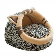 New Cute Cartoon Dog house Soft Warm Pet Bed Cat Kennel For Dog Puppy Cat Kennel