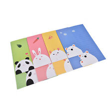 Animals Letter set Writing Stationary paper & Envelope for Postcard &Letter CNUK