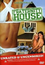 FRATERNITY HOUSE ~ DVD UNRATED & UNCENSORED! Wild Bikini T&A Girls Party On Gone