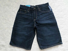 OLD NAVY JEANS SHORTS MENS LOOSE SIZE 29 ZIP FLY NEW WITH TAGS
