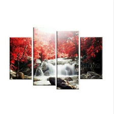 Hand-Painted Art Oil Abstract Huge Canvas Modern Painting Wall Decor With Framed