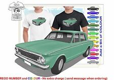 CLASSICILLUSTRATED T-SHIRT MUSCLE RETRO SPORTS CAR