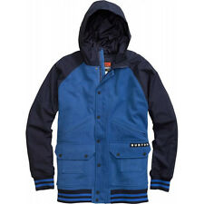 Burton B side jacket blue very stylish ships  fast. sz sm,or med lg Save  50%