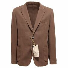 1687Q giacca PANAMA JACKET marrone giacca uomo jacket coat men