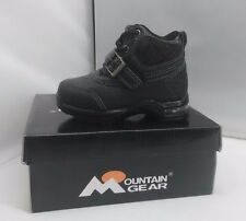 INFANT MOUNTAIN GEAR ACG GORDOME INCLINE 4 BLACK BOOTS 35004701A COMFORT