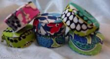 New Vera Bradley Round Keepsake, Pill Box, Tooth Fairy Box, Change or Many Uses!
