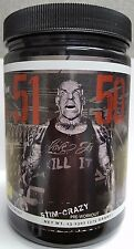 Rich Piana 5% Nutrition 5150 30 Servings ALL FLAVORS AVAILABLE! TOP PRE-WORKOUT