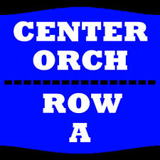 2 TIX CHRIS TUCKER 9/29 ORCH CENTER ROW A THE WELLMONT THEATER MONTCLAIR