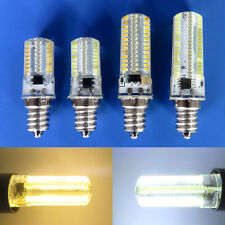 1x/10x E12 Candelabra C7 64/80/104/152 3014 SMD LED Light Bulb Silicone Lamp