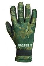 Mares Amara 2mm Green Camo Gloves for Scuba Diving and Snorkeling