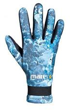 Mares Blue Camo 30 Gloves for Scuba Diving and Snorkeling