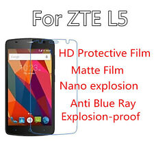 3pcs For ZTE  L5 Plus High Clear,Anti Blue Ray Protect Eye Screen Film