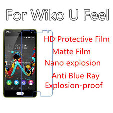 3pcs For Wiko U Feel High Clear,Anti Blue Ray Protect Eye Screen Film