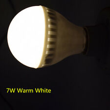 E27 Energy Saving LED Bulb Light Lamp 3/5/7/9W Cool Warm White AC 85V-265V