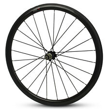 700C 38mm Carbon Road bike bicycle Wheelset Racing Wheels with Novatec hub