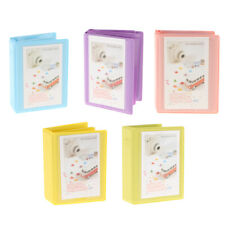Candy Color Mini Book Album or Name Card for Fujifilm Instax 70/7s/8/25/50s