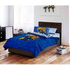 NCAA University of Kentucky Wildcats Bed in a Bag Complete Bedding Set