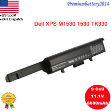 New Battery for DELL XPS M1530 M1500 312-0660 312-0662 312-0663 451-10528 RU030