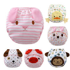 Baby Training Pants Potty Waterproof Diaper for Kids Reusable Nappy Cloth Diaper