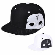 Black And White Hats Snapback Adjustable Baseball Cap Hip Hop Men Fashion Lady