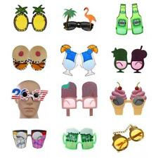 Hawaiian Tropical Novelty Sunglasses Glasses Summer Fancy Dress Hen Stag Party