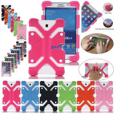 "Universal Silicone Soft Case Cover For All 9"" 9.7"" 10.1"" 12"" Inch tablet PC MID"
