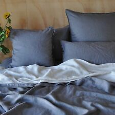 100% Pure French Flax Linen Bedding Sets Bed Sheets Quilts Duvet Covers Blankets