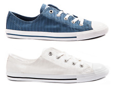 CONVERSE Chuck Taylor All Star Dainty Canvas Womens Sneakers Shoes Trainers New
