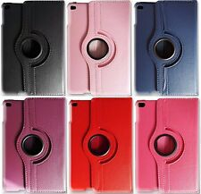 360 Degree Rotating Case/Cover Apple iPad 2/3/4 Mini 4 Retina / Smart PU Leather